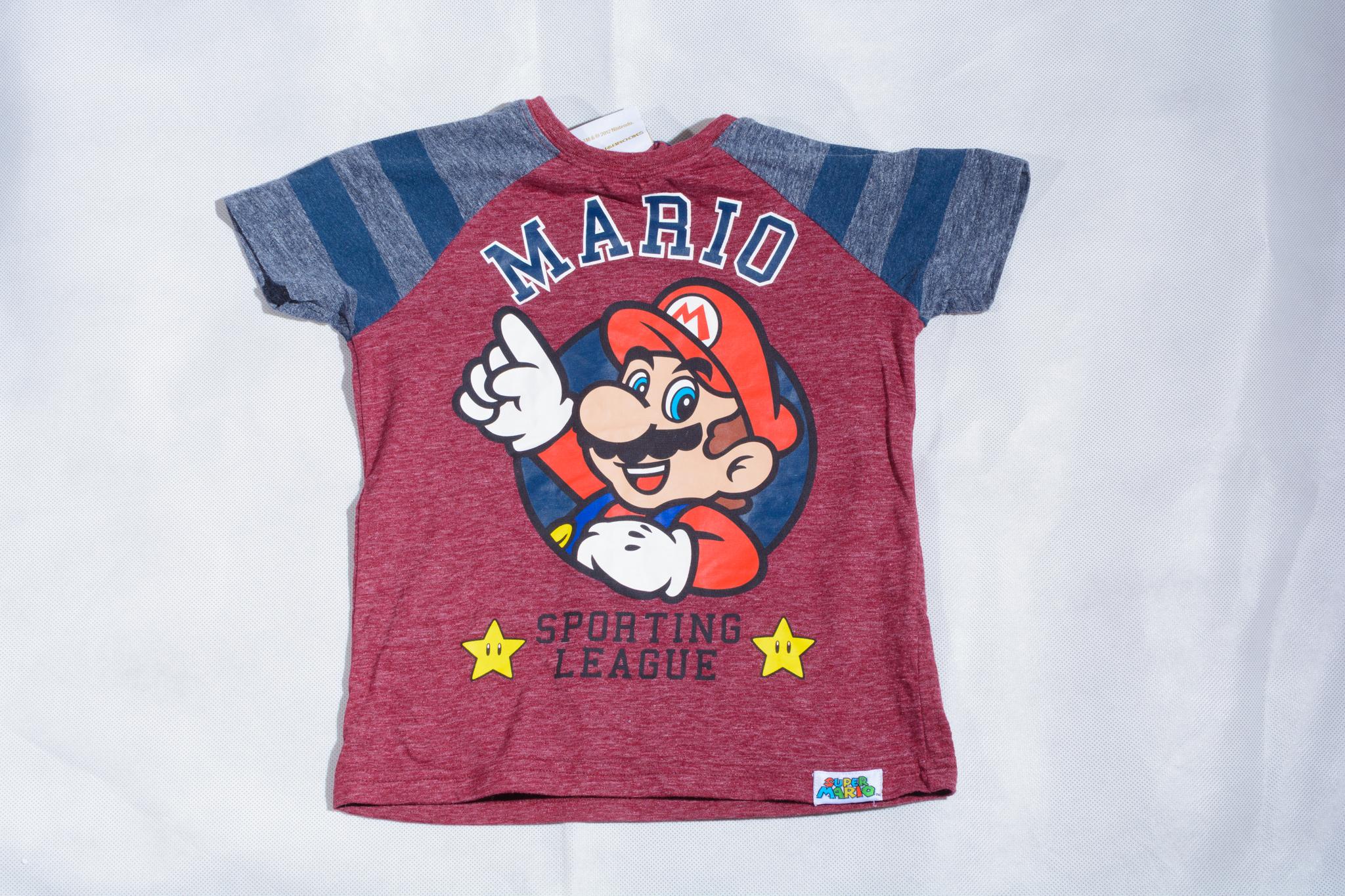Next Super Mario T Shirt 5 Years Aylsham Kids