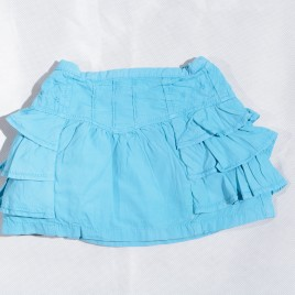 M&S turquoise skirt 12-18 months