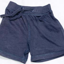 Navy blue shorts 6-9 months