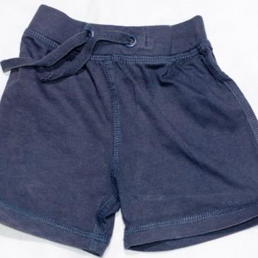 Navy blue shorts 6-9 months