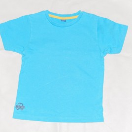 Blue t-shirt 2-3 years