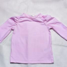 H&M pink top 12-18 months