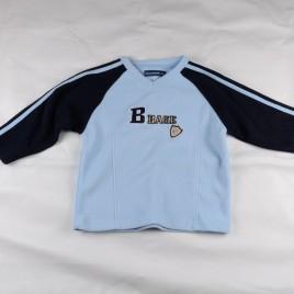 Blue fleece jumper 4-5 years
