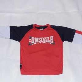 Red Longsdale top 3-4 years