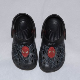 Spider-Man clog shoes size11