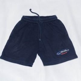 Navy shorts 4-5 years