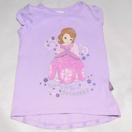 Lilac Sofia the first t-shirt 18-24 months