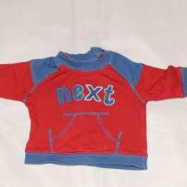 Next red top newborn