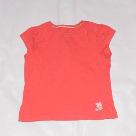 Pink t-shirt 2-3 years