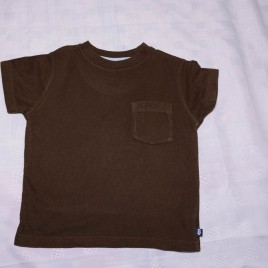 Gap brown t-shirt 2 years