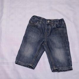 Blue denim shorts 2-3 years