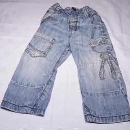 Next  monkey jeans 12-18 months
