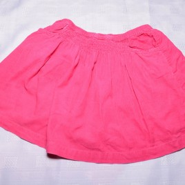 Mini Boden pink skirt 18-24 months
