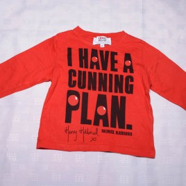 Comic relief 'I have a cunning plan 'top 1-2 years