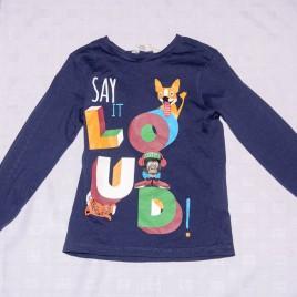 'Say it Loud' H&M top 4-6 years