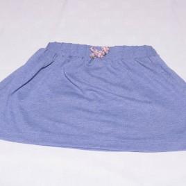 Blue skirt 18-24 months