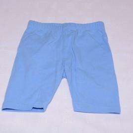 Blue shorts 18-24 months