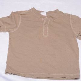 Brown t-shirt 2-3 years