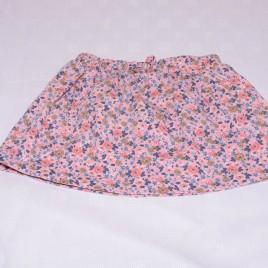 Pink flowers skirt 18-24 months