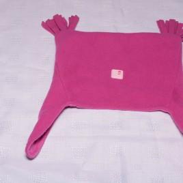 Jojo Maman Bebe pink winter hat 1-2 years