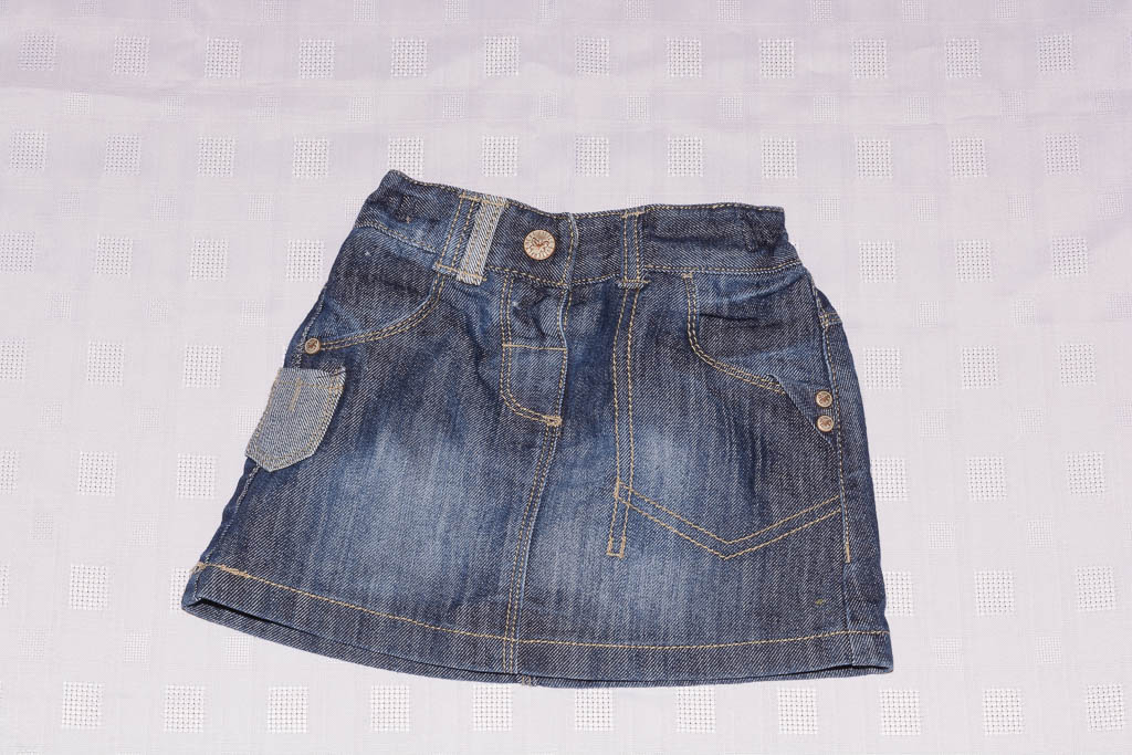 next denim skirt 18 24 months aylsham