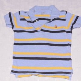 GAP blue  stripy t-shirt 2 years