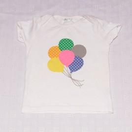 Boden balloon t-shirt 18-24 months