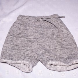 Next grey shorts 3-4 years