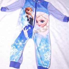 Frozen fleece sleepsuit / onesie 2-3 years