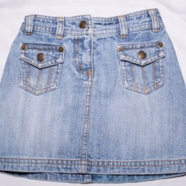 Next denim skirt 4 years