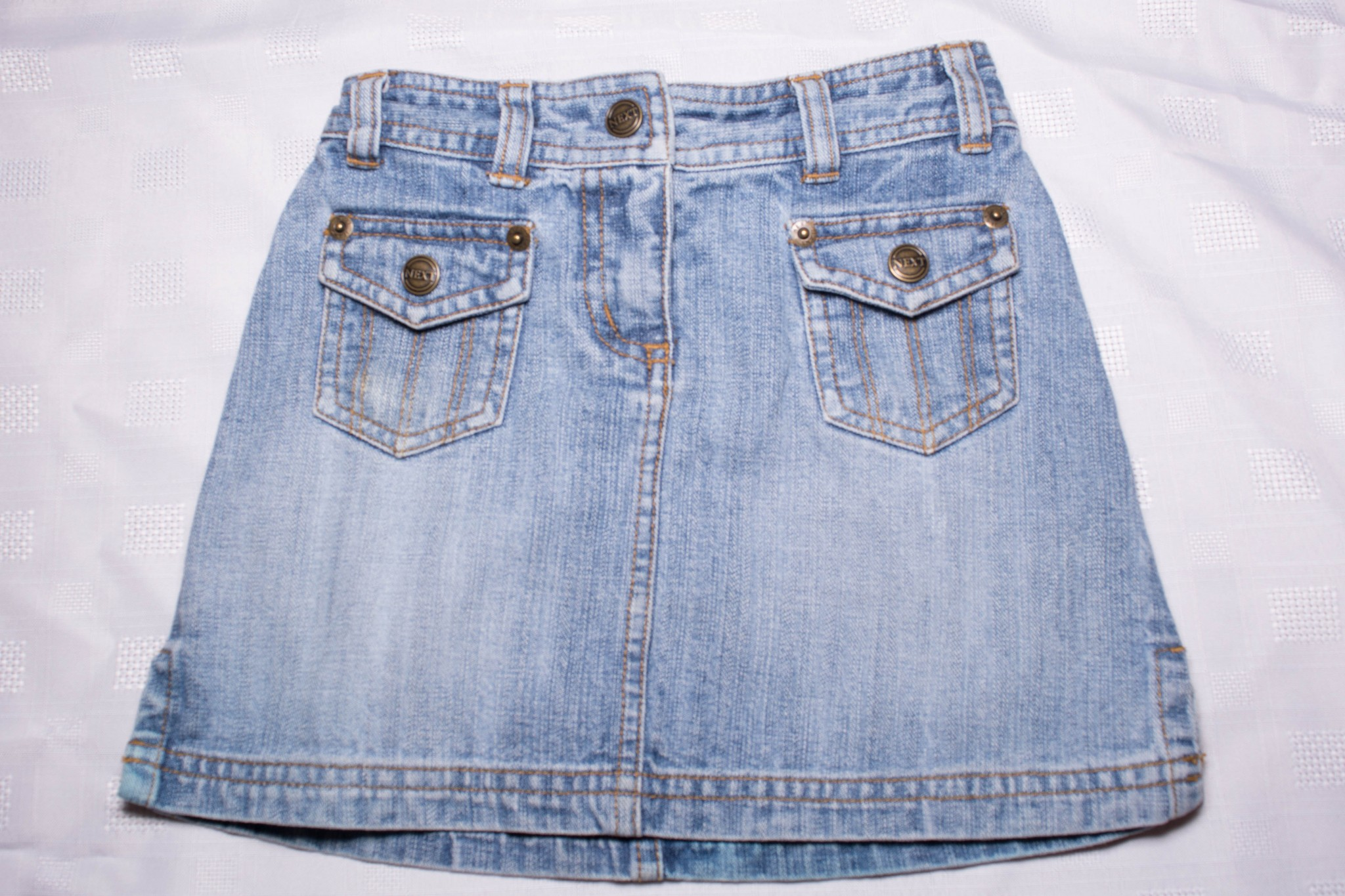 next denim skirt 4 years aylsham
