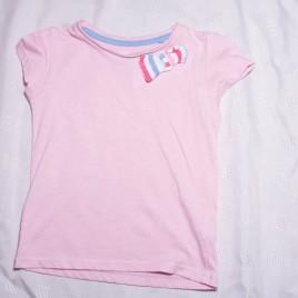 Pink t-shirt 3-4 years