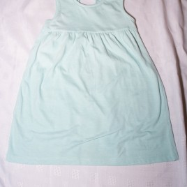 Mint dress 3-4 years