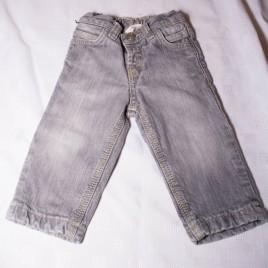 John Lewis grey jeans 6-9 months