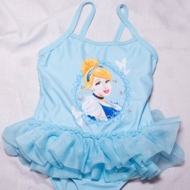 Disney Cinderella swimming costume 2-3 years