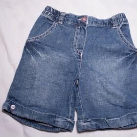 Denim shorts 18-24 months