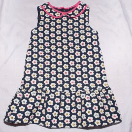Next navy flowers dress 3 years