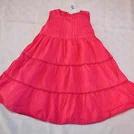 Jasper Conran junior J pink dress 18-24 months