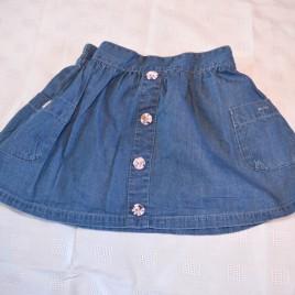 Blue skirt 2-3 years