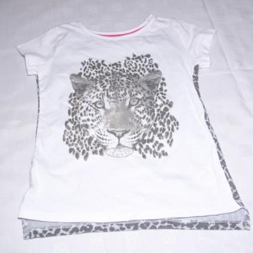 Tiger t-shirt 4 years