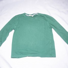 Zara green top 3-4 years