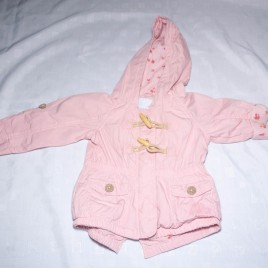 Next summer/spring pink jacket 9-12 months