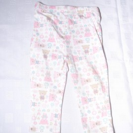 Bear leggings 6-9 months