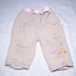 Winnie The Pooh stone trousers 6-9 months