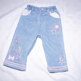 Magic little fairy jeans 6-9 months