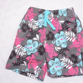 Patterned swim shorts 18-24 months