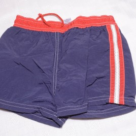 Navy swim shorts 12-18 months