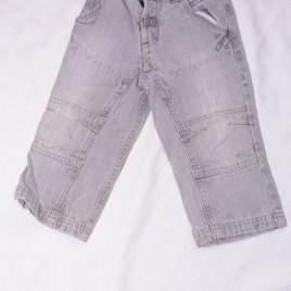 Next grey jeans 12-18 months