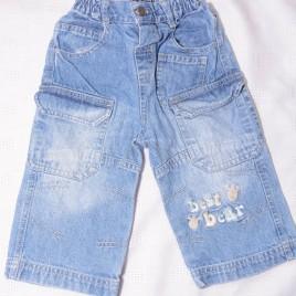 Denim jeans 9-12 months