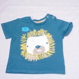 Lion t-shirt 9-12 months